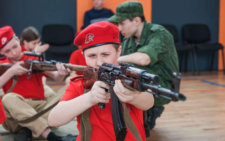 Курс молодого бойца «Рекрут» III степень